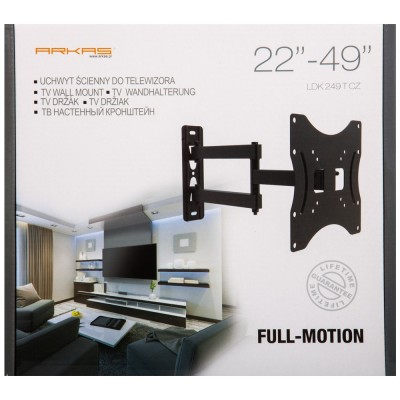 Wallmount with arm LDK 249T CZ