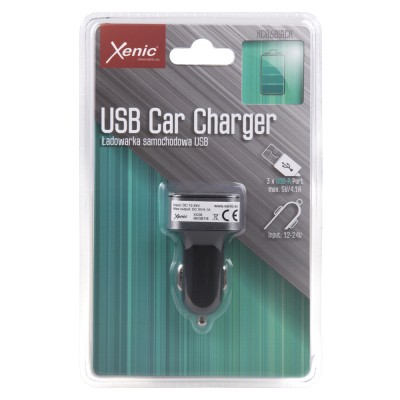 Xenic USB car charger XC06...