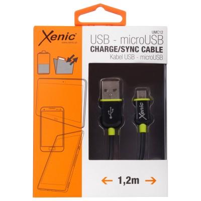 Kabel Xenic MICRO USB 1.2m...