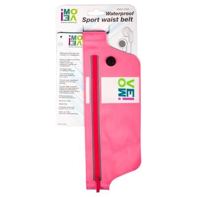 Sport belt iMove WB03 - pink