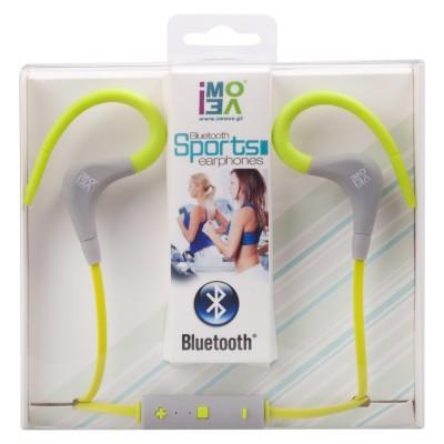 Bluetooth sports earphones...