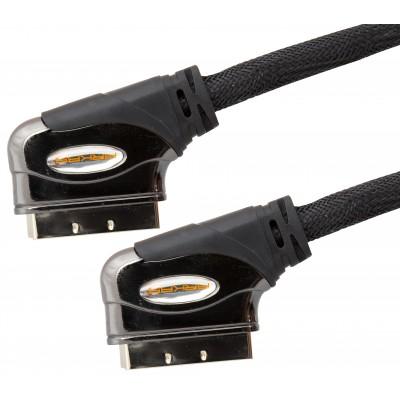 Kabel Scart Euro - Euro 3 m...