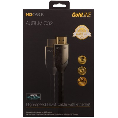 Kabel HDMI HQCable AURUM C32