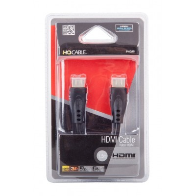 Kabel HDMI HQCable PHQ-15