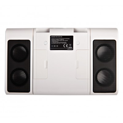 Speakers with built-in FM...