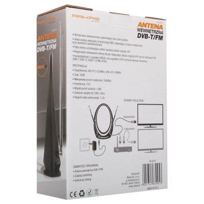 DVB-T internal antenna AV-6015