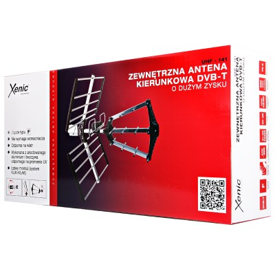 External antenna DVB-T with...