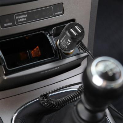 2xUSB car charger Xenic UCC2