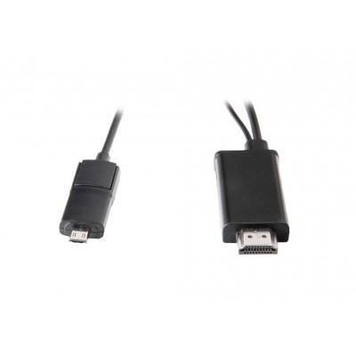 Cable MHL 5 PIN + 11 PIN...
