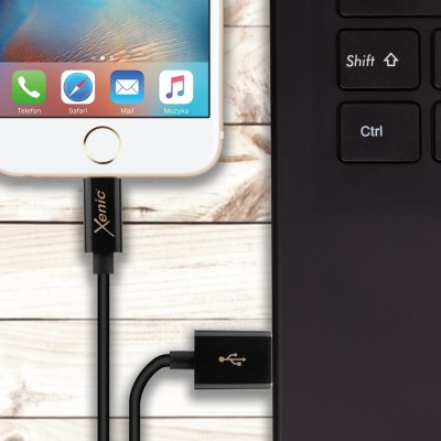 Cable Xenic USB/LIGHTNING...