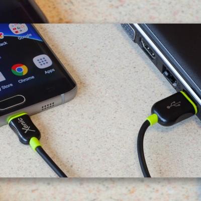 USB-MicroUSB Charge/Sync...