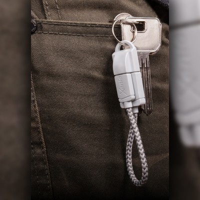 Brelok USB - MicroUSB Xenic...