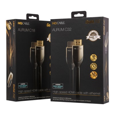 HDMI cable HQCable AURUM C32