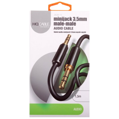 Kabel Audio 1,5 m HQCable...