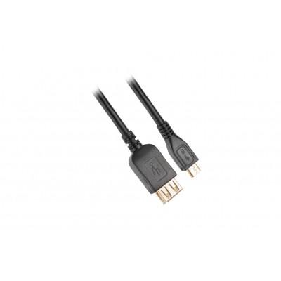 USB female – Micro USB male...