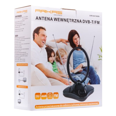 DVB-T internal antenna...