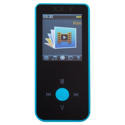 MP4 Player XX.Y MP-502 - blue