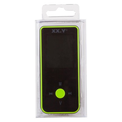 MP4 Player XX.Y MP-502 - green