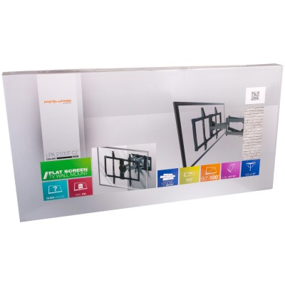 Wallmount with arm LPA...