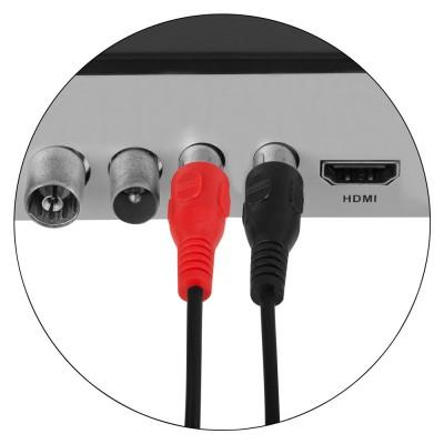 Kabel Audio HQCable 2RMJF-03