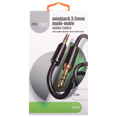Audio cable JMJM-25